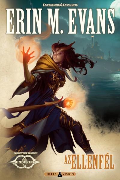 Erin M. Evans - Barsiné Gál Erika  (Szerk.) - Az ellenfél
