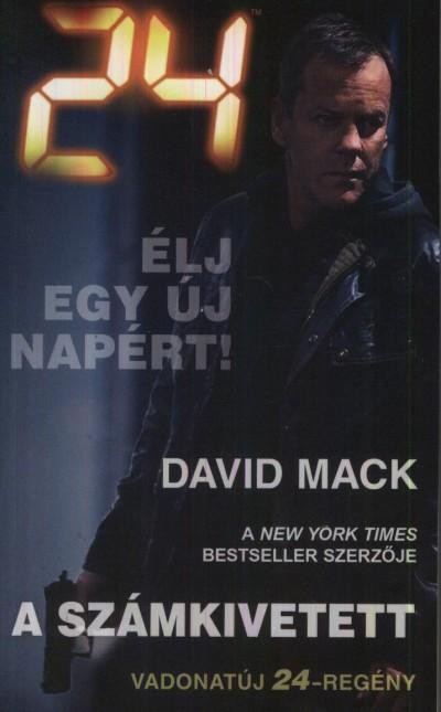 David Mack - 24: A számkivetett