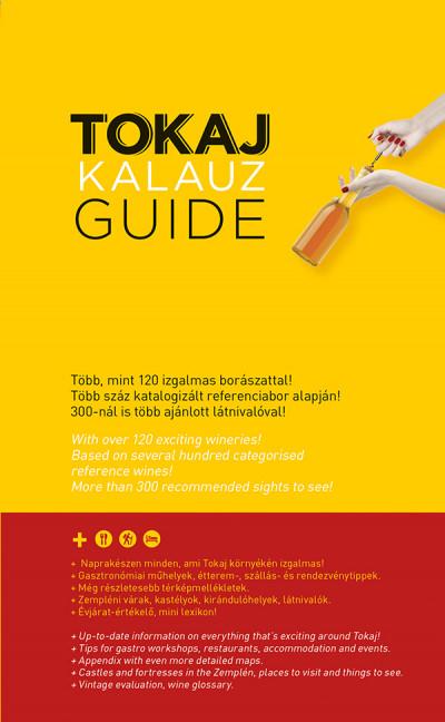 Ripka Gergely - Tokaj Kalauz - Tokaj Guide