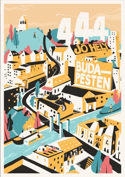 - 444 jó hely Budapesten