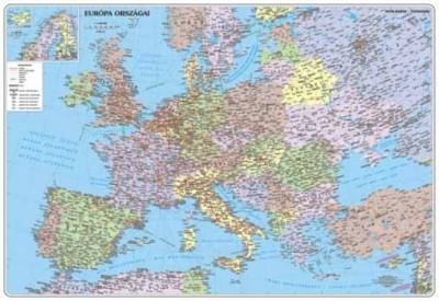 - Európa országai