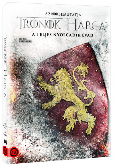 Több Rendező - Trónok harca 8. évad - Lannister O-ring - DVD