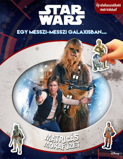 - Matricás mókafüzet - Star Wars