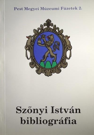 Dr. Sin Edit  (Összeáll.) - Szőnyi István bibliográfia
