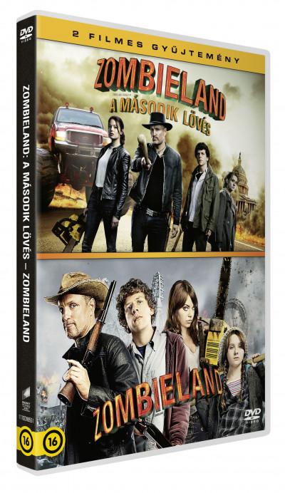 Ruben Fleischer - Zombieland 1-2. - DVD