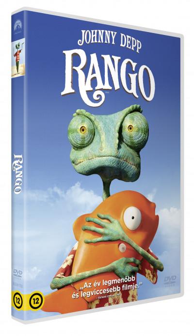 Gore Verbinski - Rango (bővített és moziváltozat) - DVD