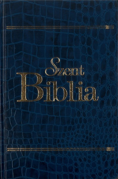 - Szent Biblia
