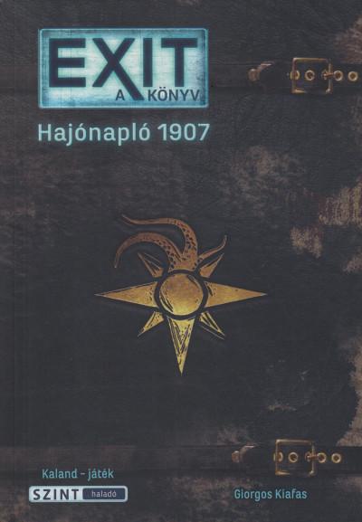 Giorgos Kiafas - Exit - A könyv - Hajónapló 1907