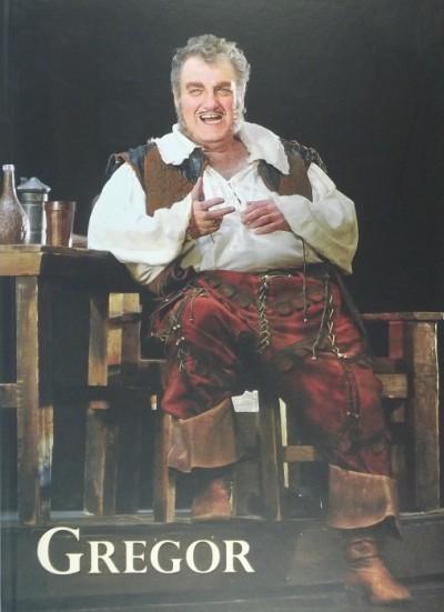 Hollósi Zsolt - Gregor