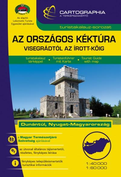 Berki Zoltán  (Szerk.) - Kovács Attila Gyula  (Szerk.) - Az Országos Kéktúra - Dunántúl, Nyugat-Magyarország