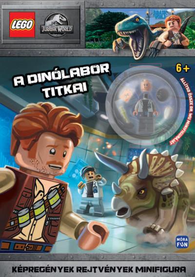 - LEGO Jurassic World - A dínólabor titkai
