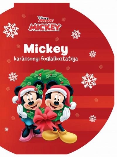 - Disney Junior - Mickey karácsonyi foglalkoztatója