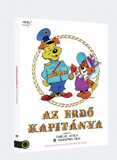 Dargay Attila - Az erdő kapitánya - DVD