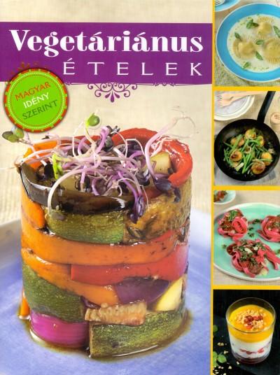 Csigó Zita - Kocsis Bálint - Vegetáriánus ételek