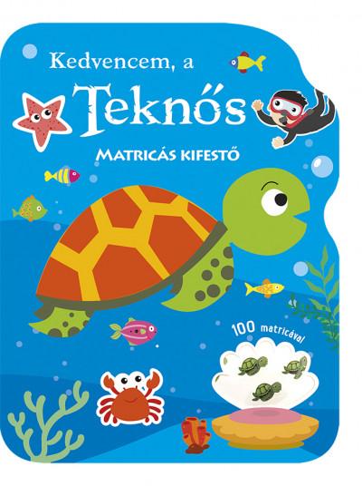 - Kedvencem, a teknős