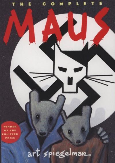 Art Spiegelman - The Complete Maus