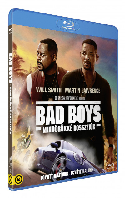 Adil El Arbi - Bilall Fallah - Bad Boys - Mindörökké rosszfiúk - Blu-ray