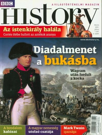 - BBC History - A világtörténelmi magazin - I évf. 4. szám