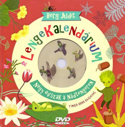 Berg Judit - Lengekalendárium -DVD MELLÉKLETTEL