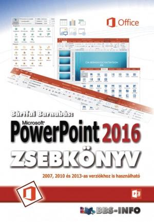 B�rtfai Barnab�s - PowerPoint 2016 zsebk�nyv