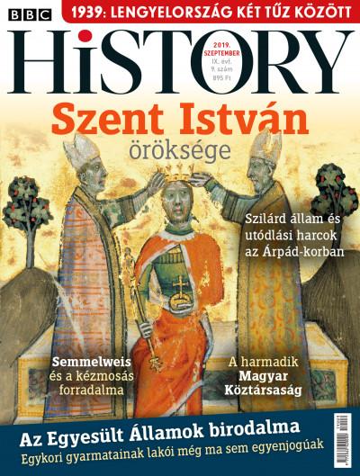 - BBC History - 2019. IX. évfolyam 09. szám - Szeptember