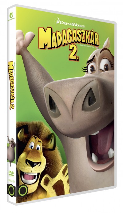 Eric Darnell - Tom Mcgrath - Madagaszkár 2. (DreamWorks gyűjtemény) - DVD