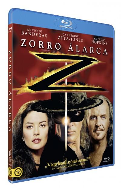 Martin Campbell - Zorro álarca - Blu-ray
