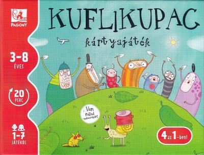 - Kuflikupac kártyajáték