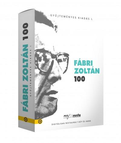 Fábri Zoltán - Fábri Zoltán 100 - Gyűjteményes kiadás I. - DVD