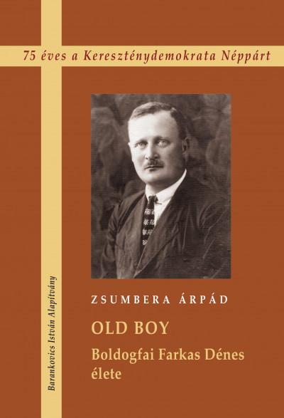 Zsumbera Árpád - Old boy