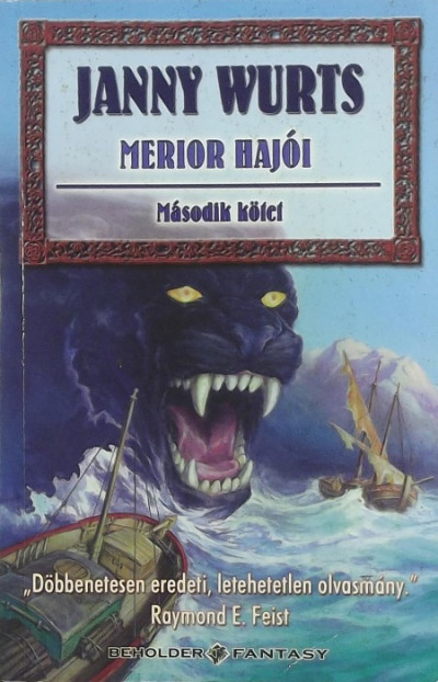 Janny Wurts - Merrior hajói II.