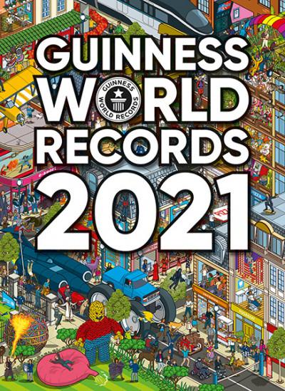 Craig Glenday  (Szerk.) - Guinness World Records 2021