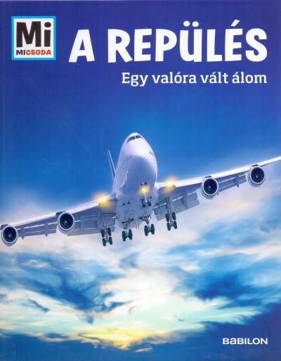 Martin Klauza - A repülés - Mi Micsoda