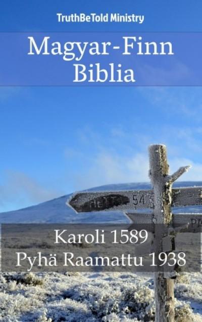Gáspár Truthbetold Ministry Joern Andre Halseth - Magyar-Finn Biblia