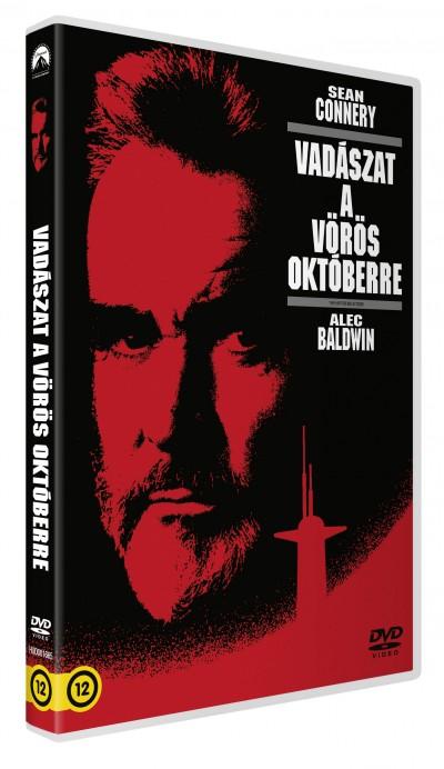 John Mctiernan - Vadászat a Vörös Októberre - DVD