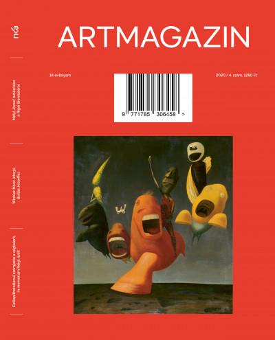 Topor Tünde  (Szerk.) - Artmagazin 123. - 2020/4.
