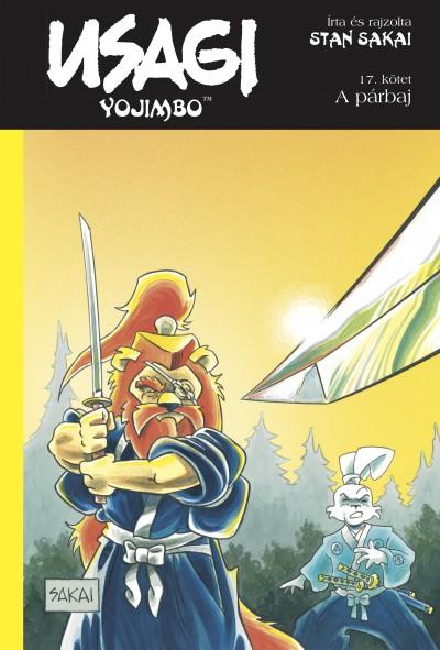 Stan Sakai - Usagi Yojimbo 17.