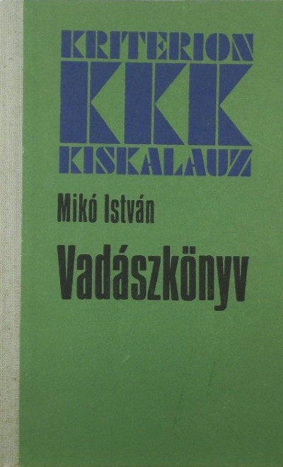 Mikó István - Vadászkönyv
