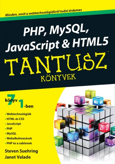 Steven Suehring - Janet Valade - PHP, MySQL, JavaScript & HTML5
