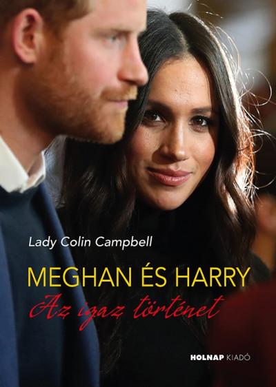 Lady Colin Campbell - Meghan és Harry