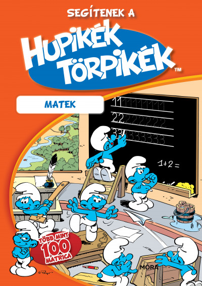 - Segítenek a Hupikék Törpikék - matek