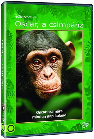 Alastair Fothergill - Mark Linfield - Oscar, a csimpánz - DVD
