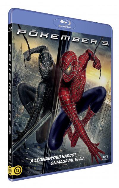 Sam Raimi - Pókember 3. - Blu-ray