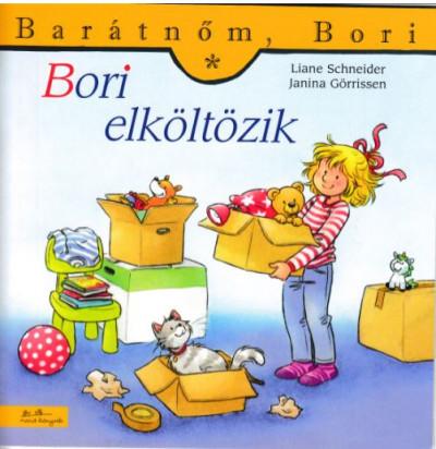 Liane Schneider - Bori elköltözik
