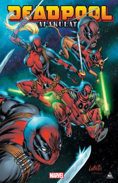 Victor Gischler - Deadpool-alakulat