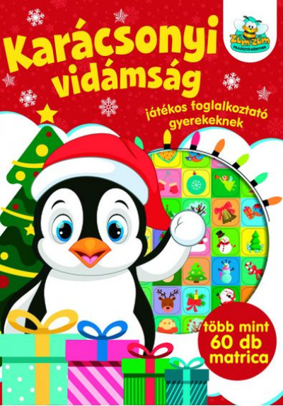 Dávid Ildikó  (Szerk.) - Karácsonyi vidámság