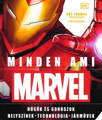- Minden ami Marvel