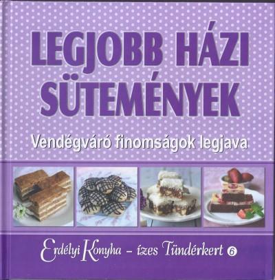 György Ottilia  (Szerk.) - Legjobb házi sütemények