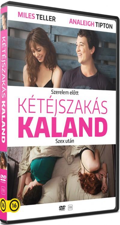 Max Nichols - Kétéjszakás Kaland - DVD