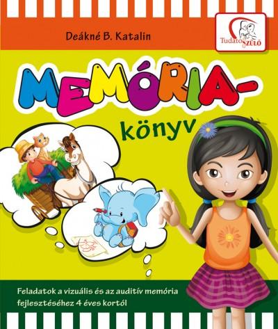 Deákné Bancsó Katalin - Memóriakönyv